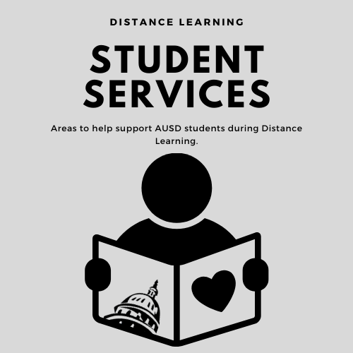 Student services for AUSD